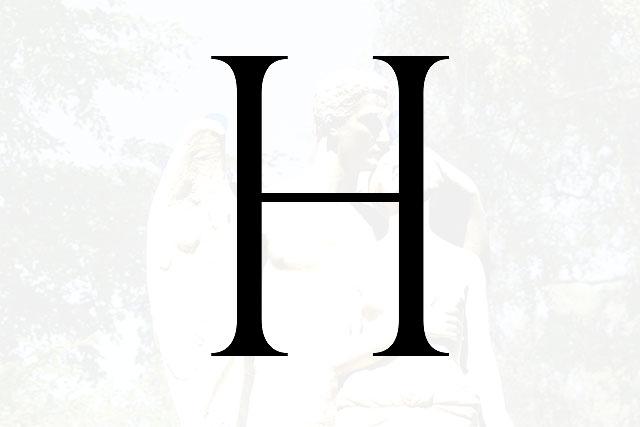 Bokstaven H