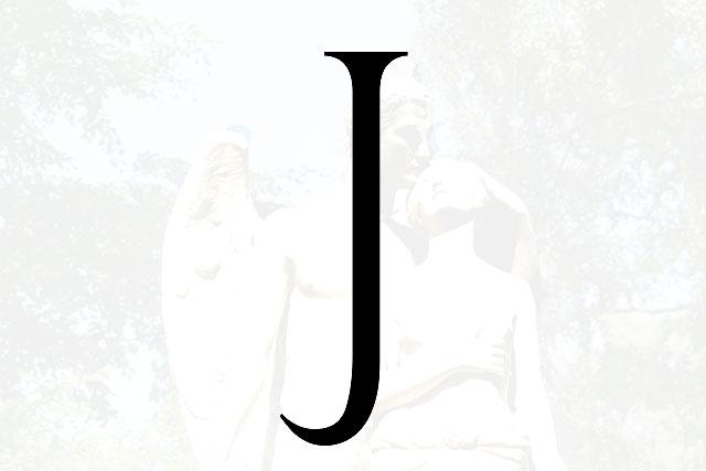 Bokstaven J