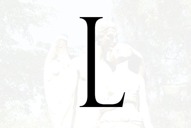 Bokstaven L