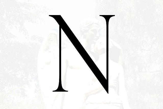 Bokstaven N