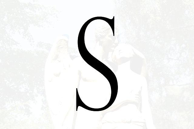 Bokstaven S
