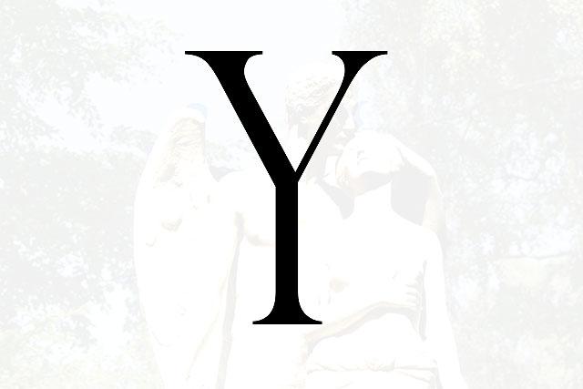 Bokstaven Y