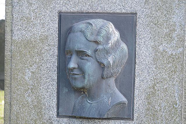 Sten nr 114 – Britt Vera Maria af Klercker