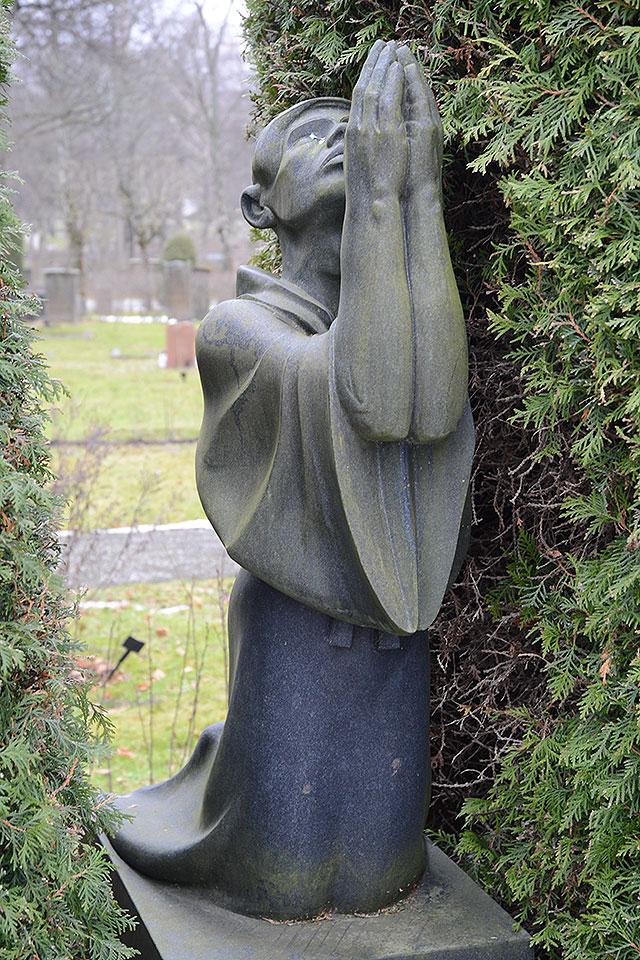 Sten nr 129 – Ruth Alderin