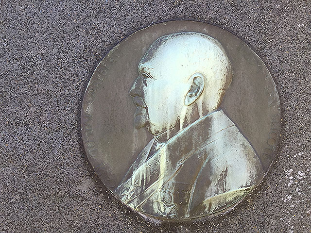 Sten nr 131 – Carl Gustav Carlberg