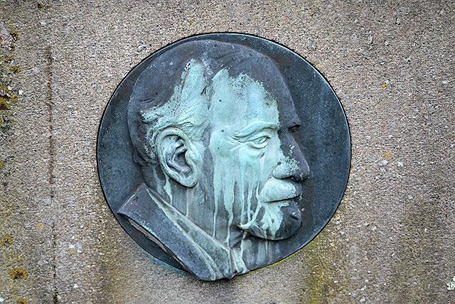 Sten nr 138 – Gustaf Carlsson
