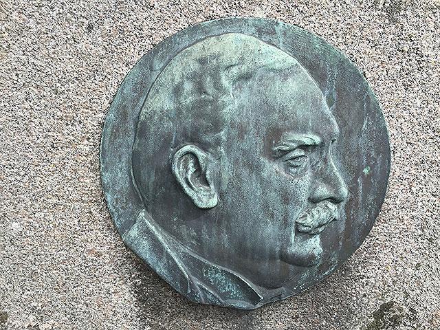 Sten nr 140 – Verner Söderberg