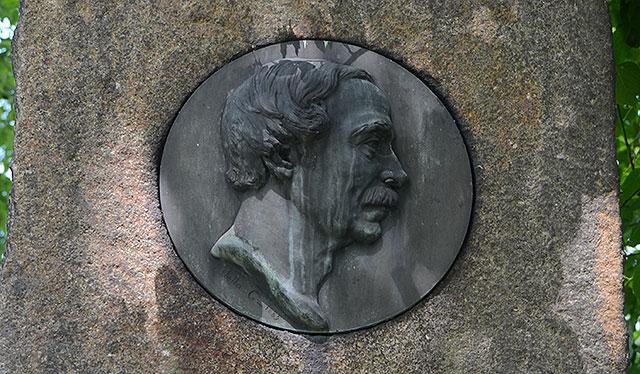 Sten nr 14 – Johan Cronhamn