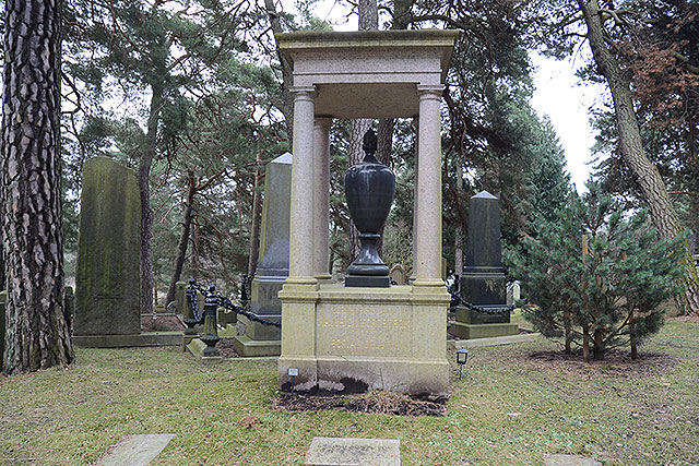 Sten nr 151 – Carl Gustaf Borgström