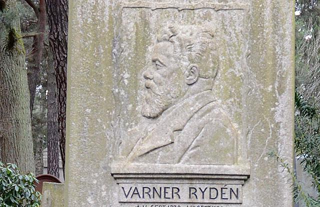 Sten nr 154 – Värner Rydén