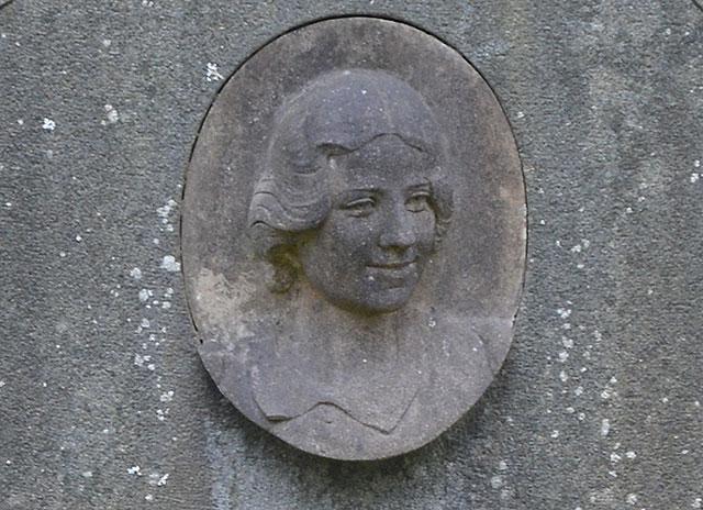 Sten nr 159 – Maj Liljekvist
