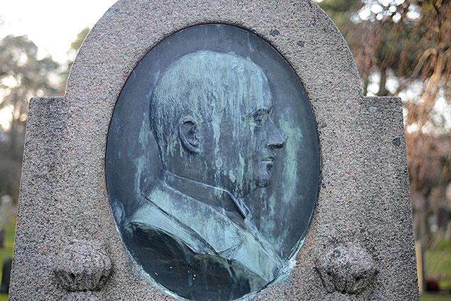 Sten nr 165 – Carl Johan Löfvander
