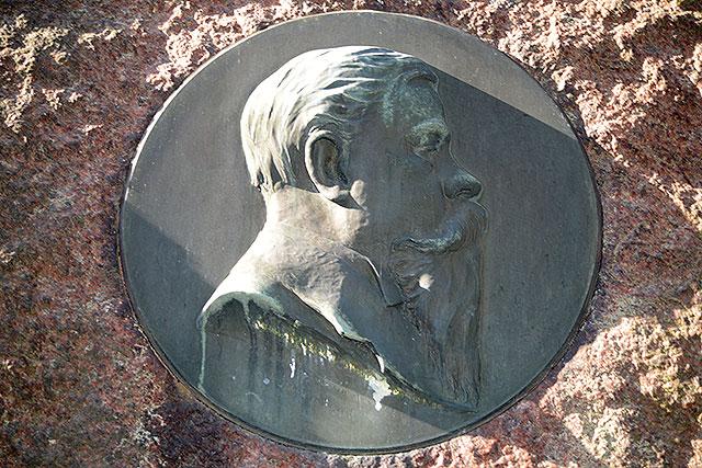 Sten nr 167 – Emil Hammarlund