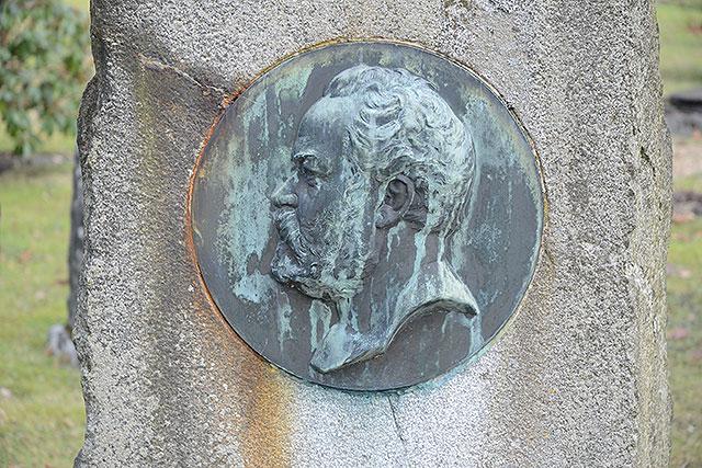 Sten nr 171 – Alfred Francken
