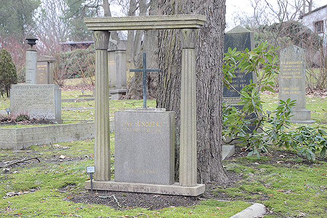 Sten nr 182 – Ivar Andreas Sundberg
