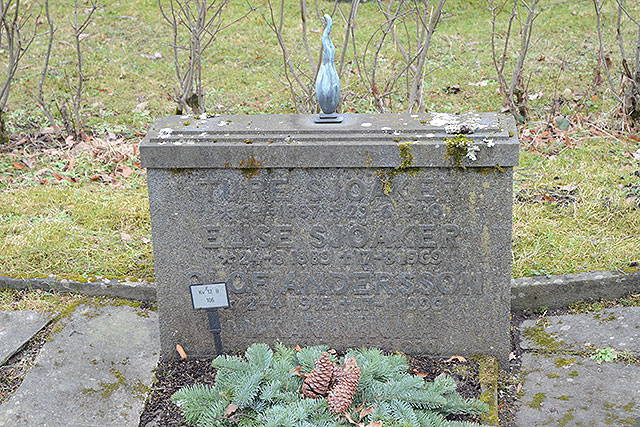 Sten nr 184 – Sven Ture Sjöåker