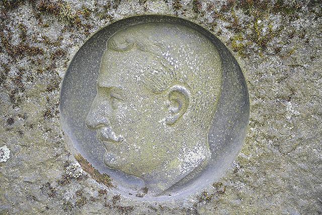 Sten nr 190 – Vilhelm Alexander Nickel