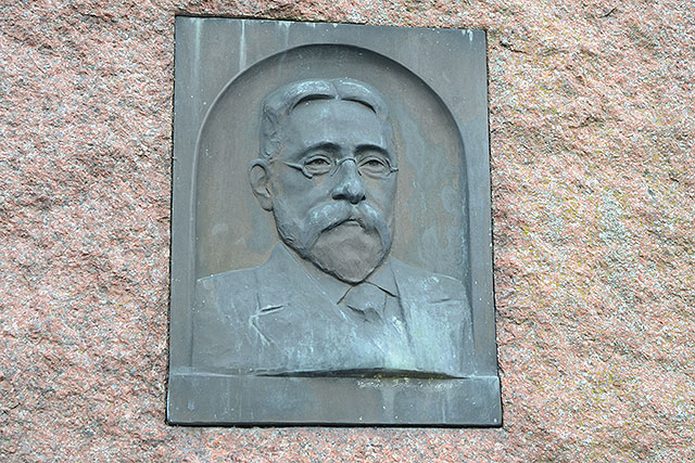 Sten nr 198 – Frithiof Hellberg