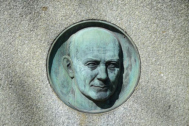 Sten nr 205 – Anton Vogel