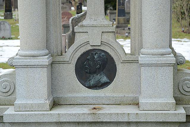 Sten nr 215 – Bernhard Fredrik Burman
