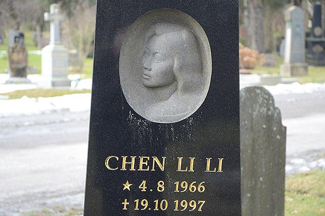 Sten nr 217 – Chen Li Li