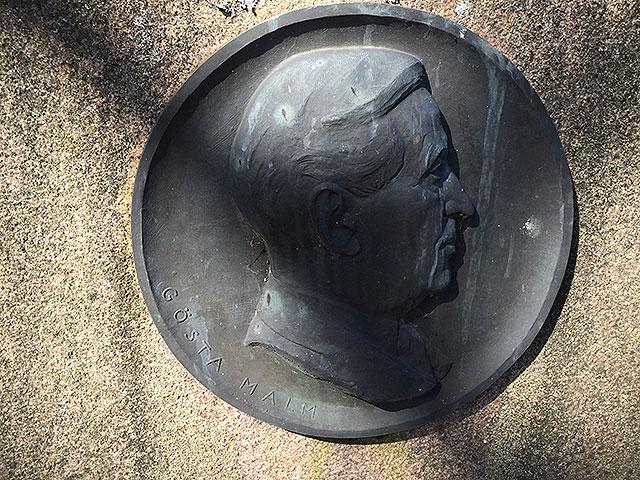 Sten nr 226  – Gösta Malm