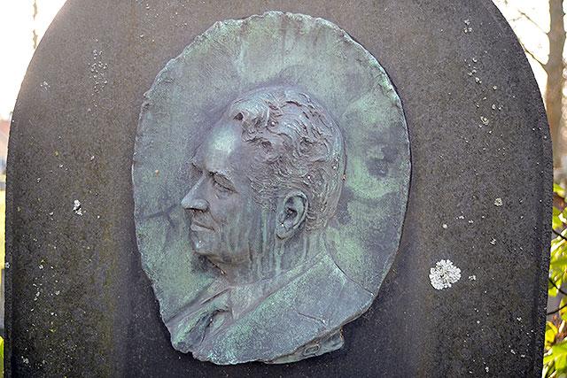 Sten nr 234 – Waldemar Dahl