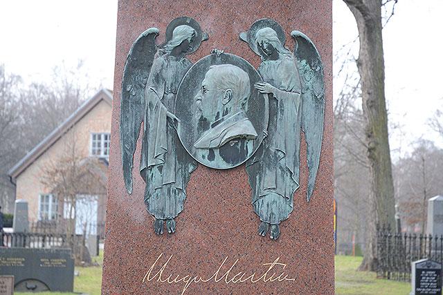 Sten nr 236 – Hugo Martin