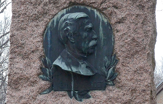 Sten nr 237 – Jakob August Norblad