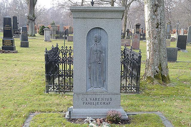 Sten nr 238 – C L Varenius