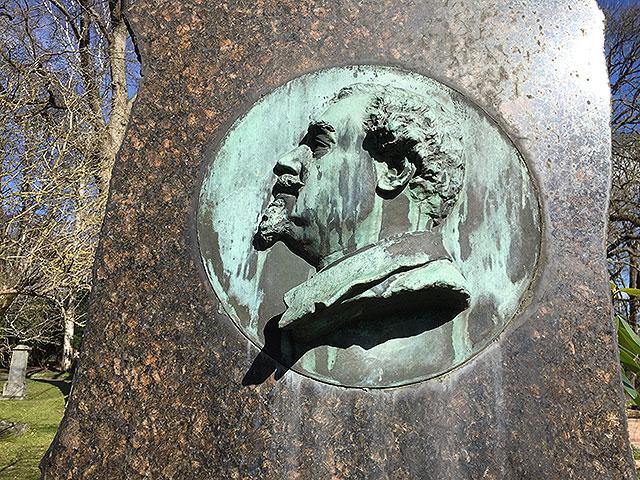 Sten nr 245 – Julius Mankell