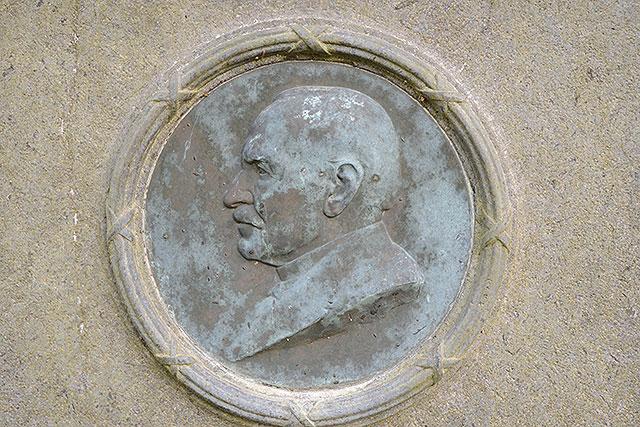 Sten nr 252 – Julius Westerdahl