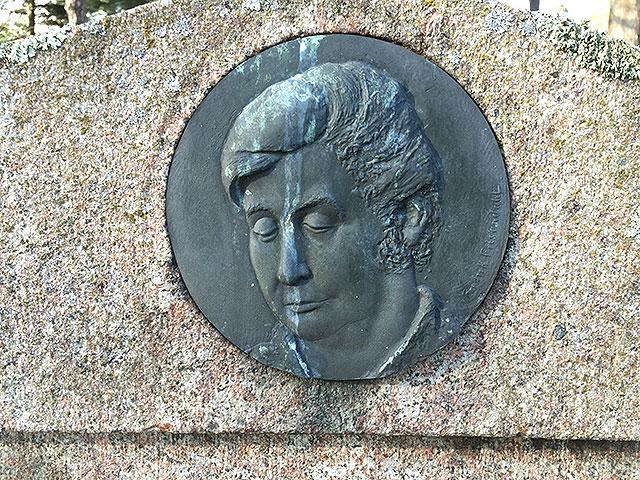 Sten nr 269 – Agnes Cecilia Eriksson