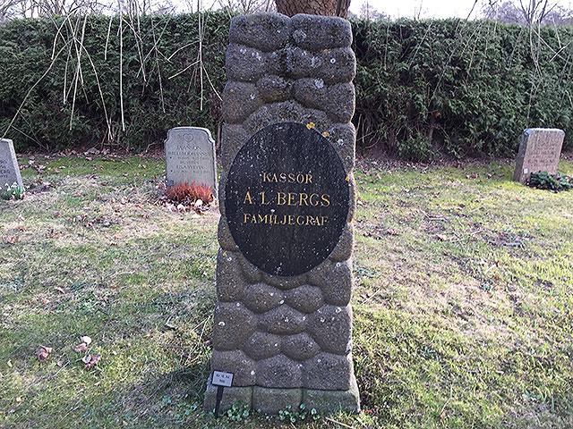 Sten nr 281 – Anders Leopold Berg