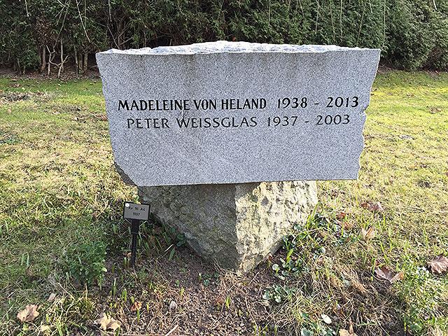 Sten nr 282 – Madeleine Von Heland