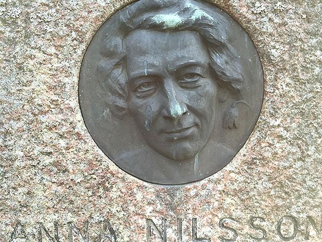 Sten nr 286 – Anna Nilsson