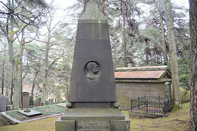Sten nr 298 – Casimir Lewenhaupt