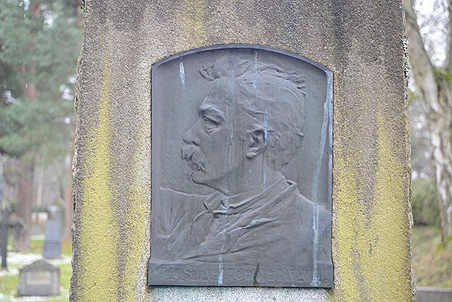 Sten nr 304 – Gustaf Cedervall