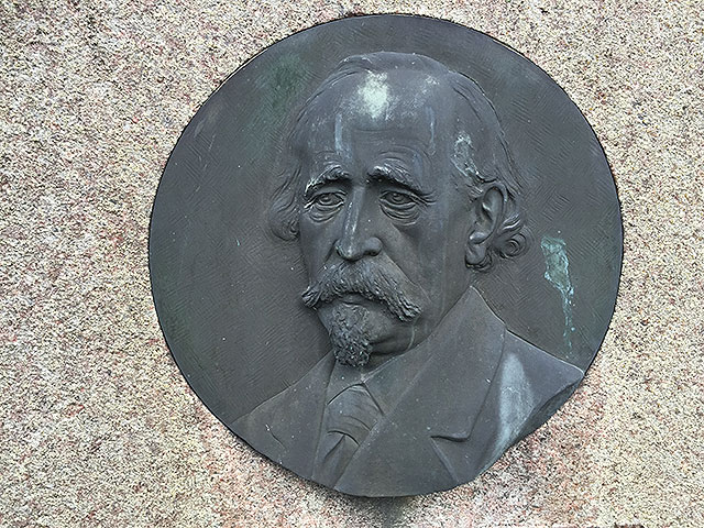 Sten nr 315 – Henrik Berg