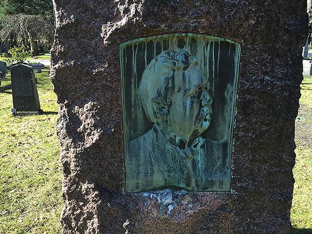 Sten nr 322 –  Magnus Wikstrand