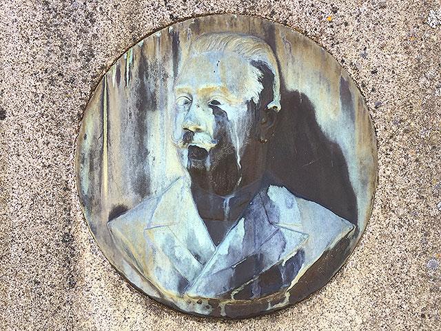 Sten nr 324 – Axel Teodor Kjellström