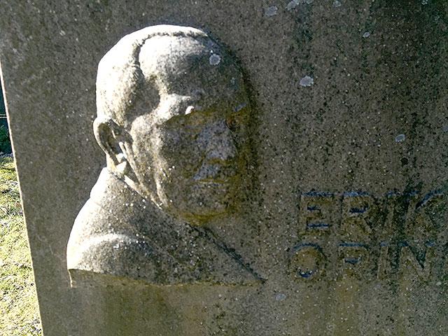 Sten nr 328 – Erik Orinder