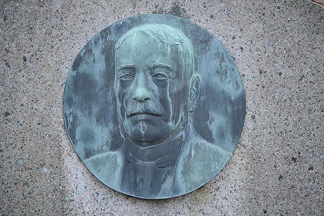 Sten nr 349 – Amandus Sellberg