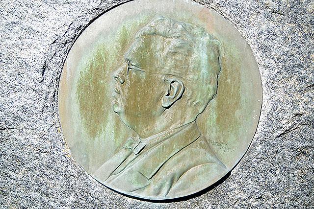 Sten nr 352 – Erik Bergvall