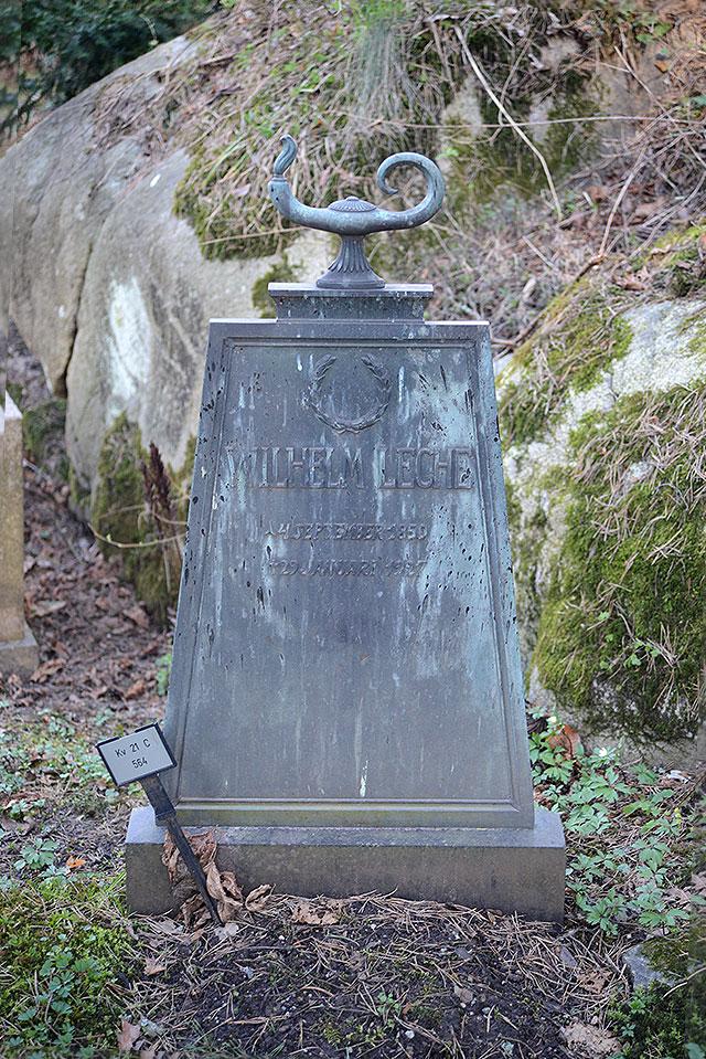 Sten nr 357 – Wilhelm Leche