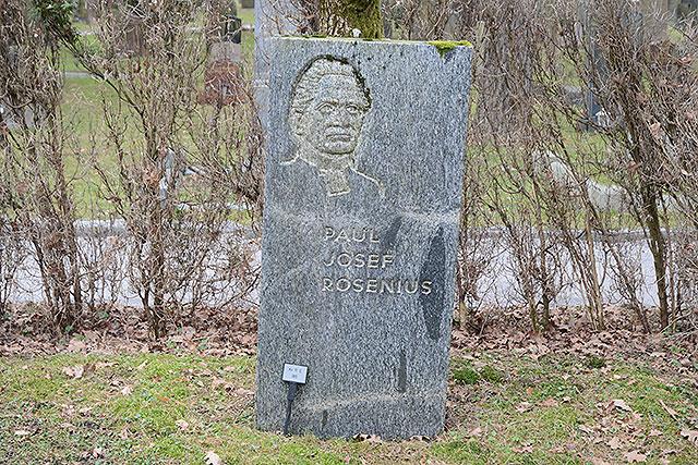 Sten nr 37 – Josef Rosenius