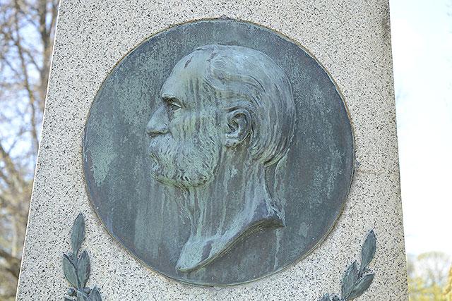 Sten nr 383 – Johan Peter Molin