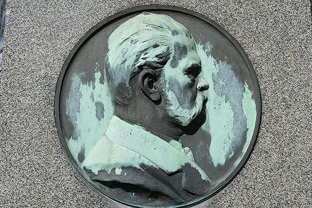 Sten nr 416 – Wilhelm Fredrik Eneström