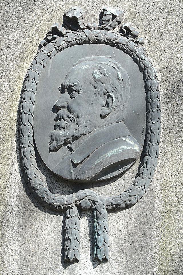 Sten nr 420 – Anders Bjurholm