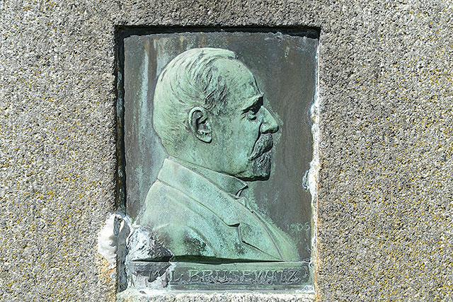 Sten nr 429 – Emil Brusewitz